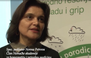 Lecture by Dr. Nona Petrova, German Academy for Homeopathy and Natural therapy