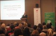 Influcid-Lecutre of Profesor Kamenov in Montenegro